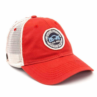Chesapeake Trucker Jetty Red - Chesapeake Collection