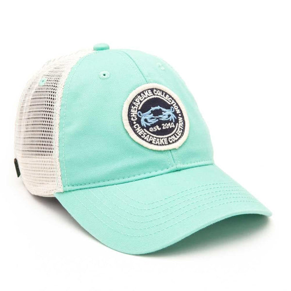 Chesapeake Trucker Pale Ocean - Chesapeake Collection