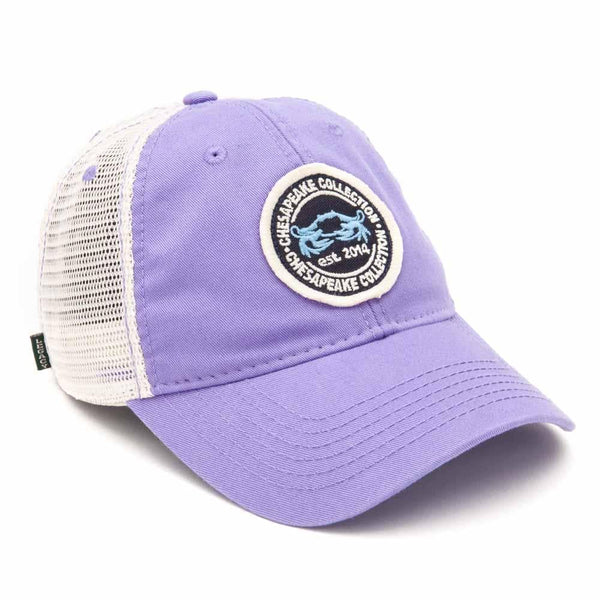 Chesapeake Trucker Purple Reef - Chesapeake Collection