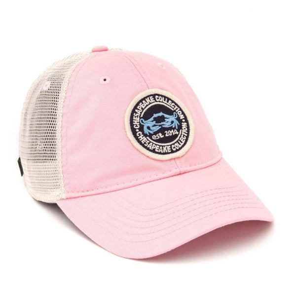 Chesapeake Trucker Sandy Pink - Chesapeake Collection