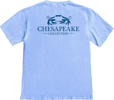 Classic Crab T-shirt - Chesapeake Collection
