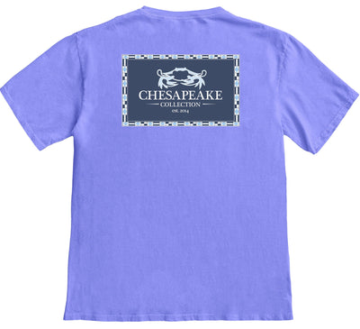 Nautical Flag T-shirt - Chesapeake Collection