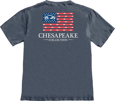Old Glory T-shirt - Chesapeake Collection