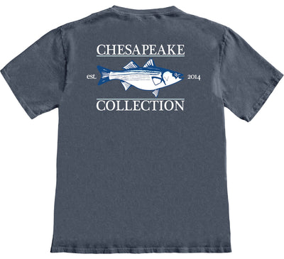Rockfish T-shirt - Chesapeake Collection