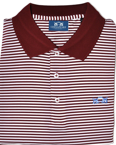 Tangier Performance Polo - Chesapeake Collection