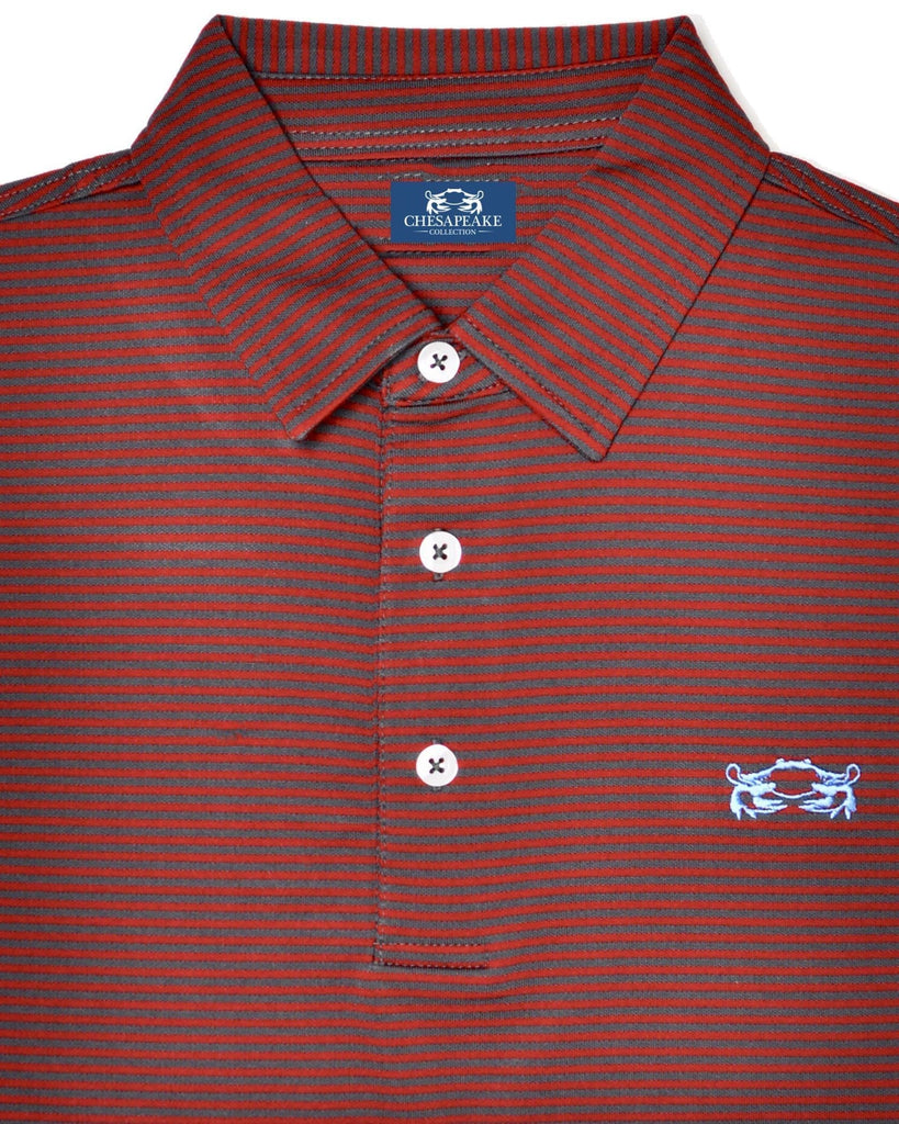 Thomas Point Performance Polo - Chesapeake Collection