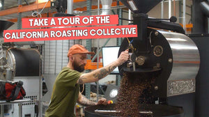 This is where we roast! California Roasting Collective