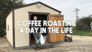 Coffee Roasting w/ Tyler