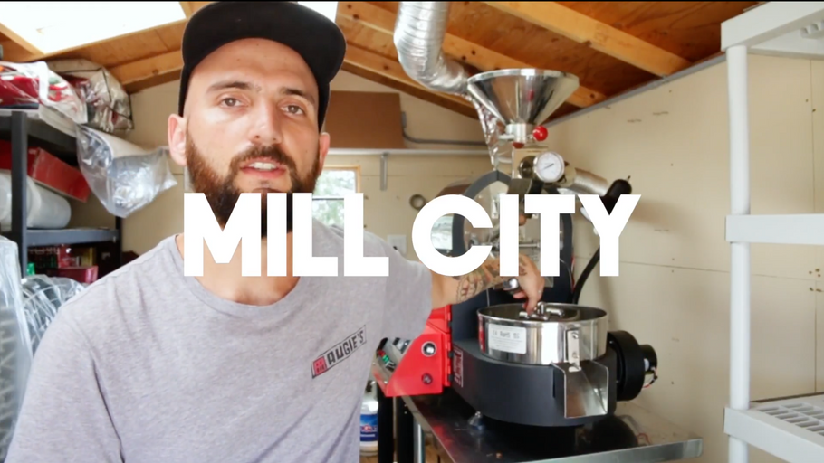 Mill City 1kg Roaster Review