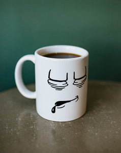 Tired Eyes Mug