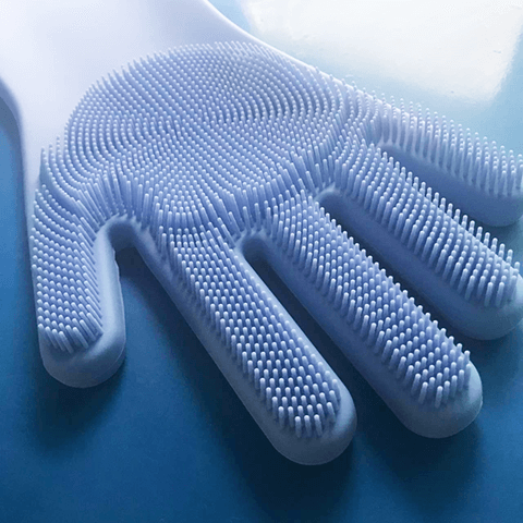Mutli-Functional Magic Sponge Gloves (Pair)