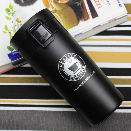 Stainless Steel Thermo Cup for Coffee and Tea