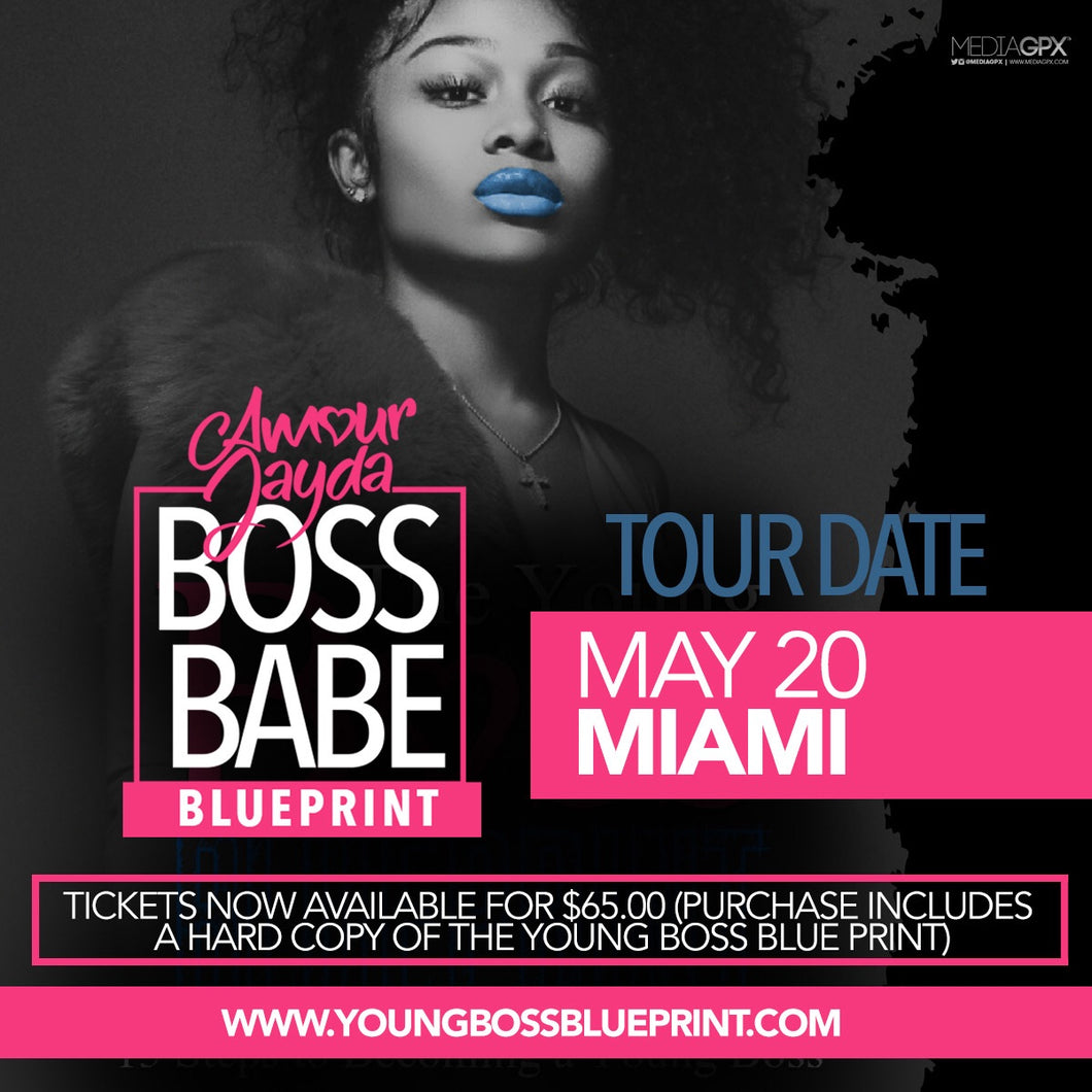 MIAMI FL TICKET