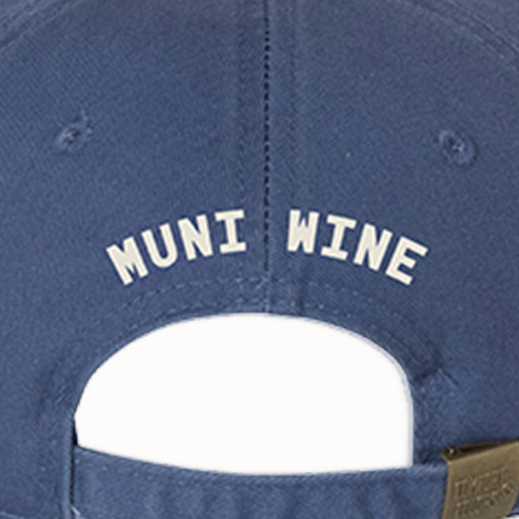 Muni Wine Dad Hat