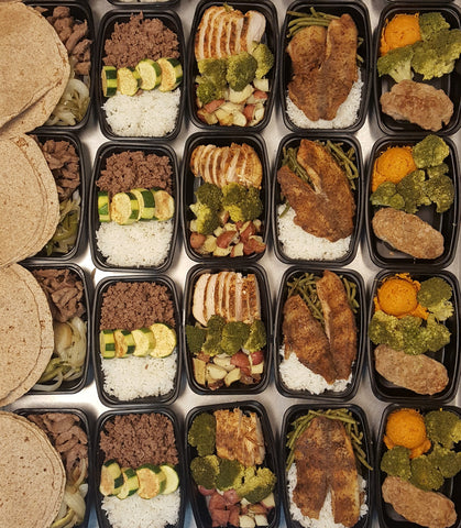 Weekly Meal Prep Special