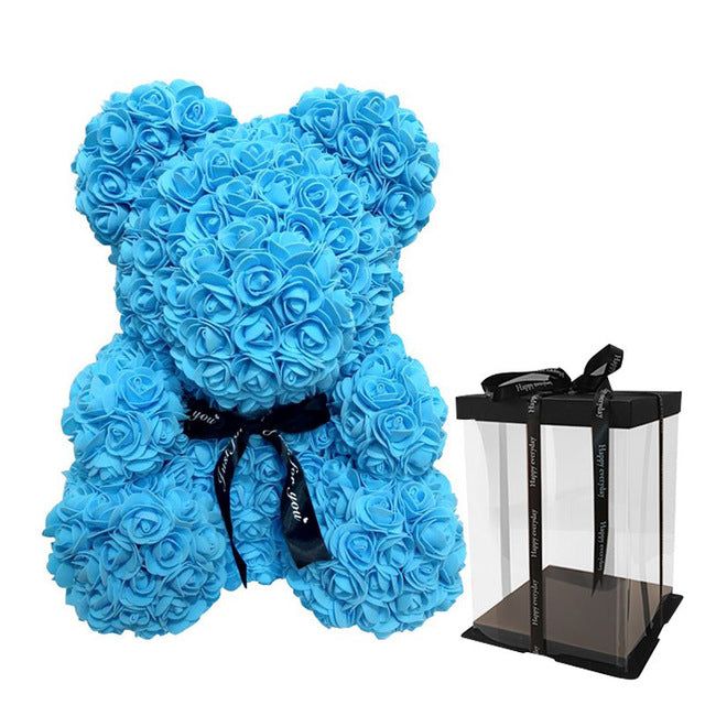 BLUE Bear Rose