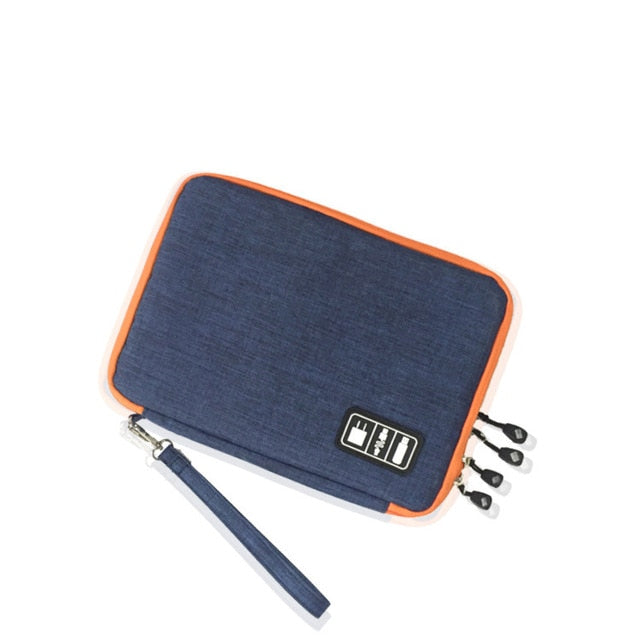 Travel Electronics Accessories Bag