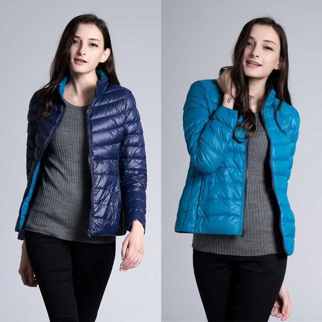 Reversible Lightweight Travel Jacket