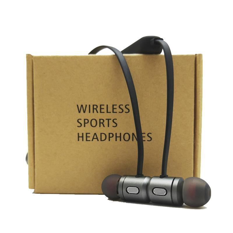 CBAOOO Bass Bluetooth Earphone With Mic Magnetic Hifi Stereo Earbuds
