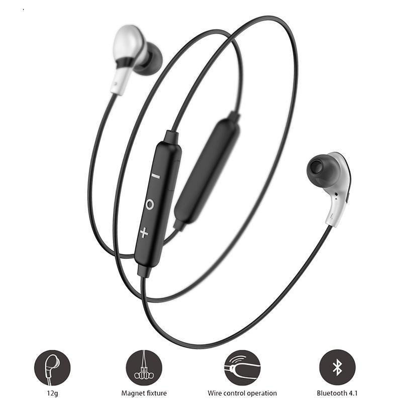 Baseus S04 Bluetooth Earphone With Magnetic Neckband