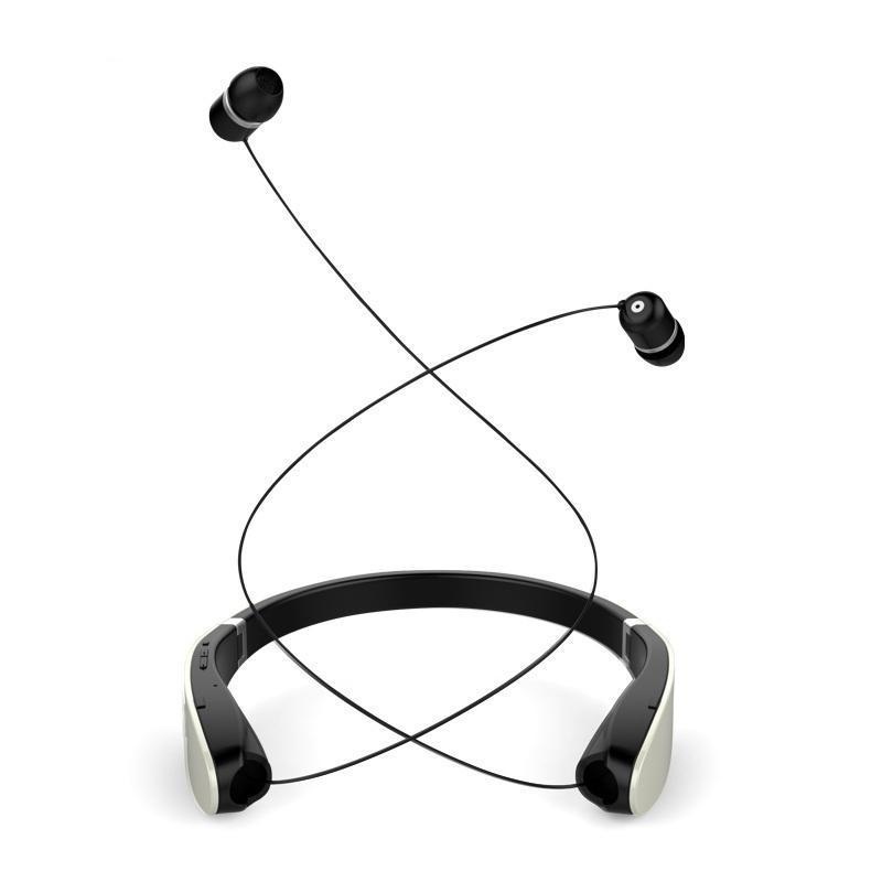 PLUFY CSR4.1 Sports Bluetooth Headset With Mic Neckband
