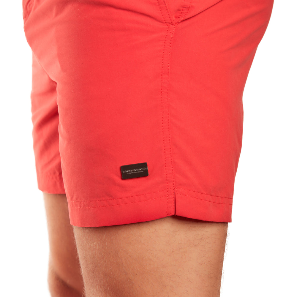 Bossa Swim Short | Fiesta Red - Tao Habana