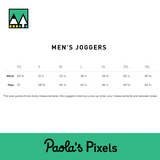 Adventurer Men's Joggers - Paola's Pixels