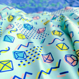 90s Dice Skirt - Paola's Pixels