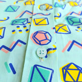 90s Dice Women's Button Up