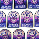 I Could be Cool Patch - Paola's Pixels