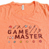 Game Master Women's Shirt - Paola's Pixels