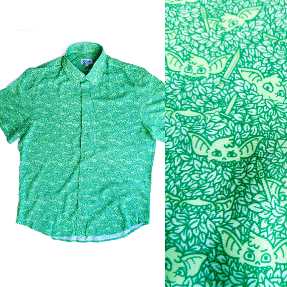 Goblins Unisex Button Up