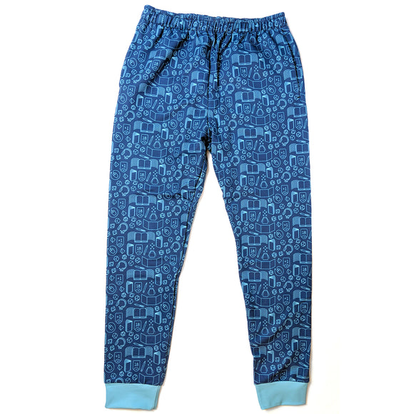 Game Master Men's Joggers - Paola's Pixels
