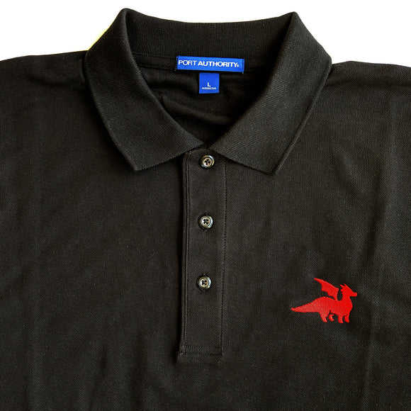 Red Dragon Premium Polo