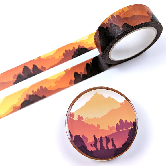 Fall Adventure Washi Tape
