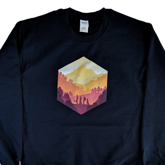 Fall Adventure Sweatshirt - Paola's Pixels