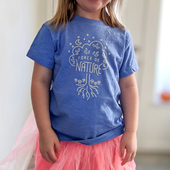 Force of Nature Toddler Shirt