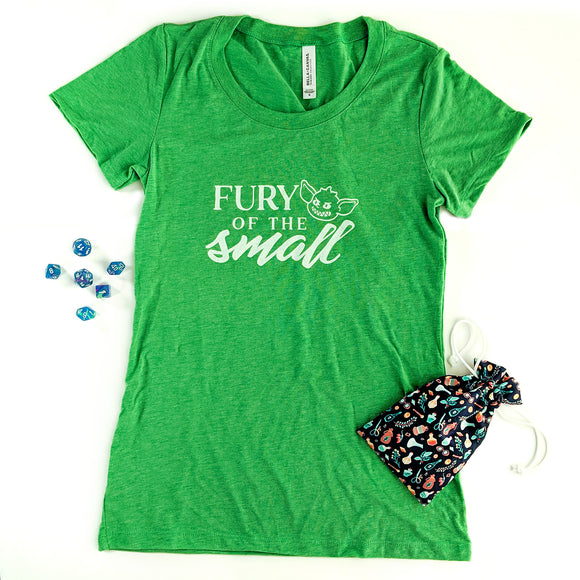 Fury of the Small Women's Shirt - Paola's Pixels
