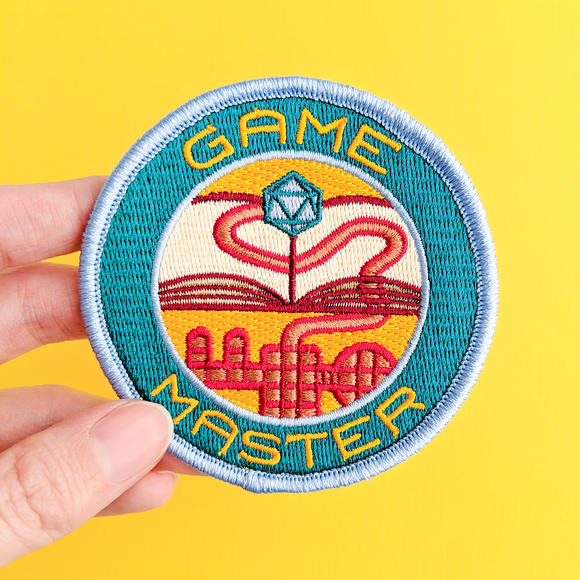 Game Master Patch - Paola's Pixels