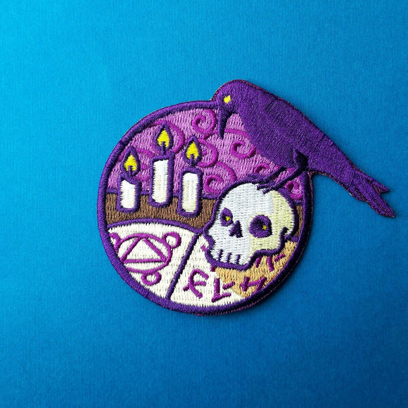 Necromancer Patch-Paola's Pixels