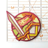 Soldier Patch - Paola's Pixels