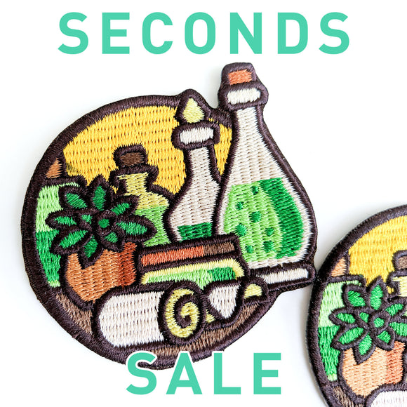 Seconds Sale! Dungeons and Dragons patch, DnD Healer patch, Dungeon Master Gift, D&D Cleric patch, tabletop patch, Pathfinder patch