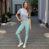 90s Dice Leggings - Paola's Pixels