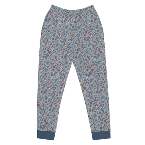 Tabletop Items Women's Joggers - Paola's Pixels