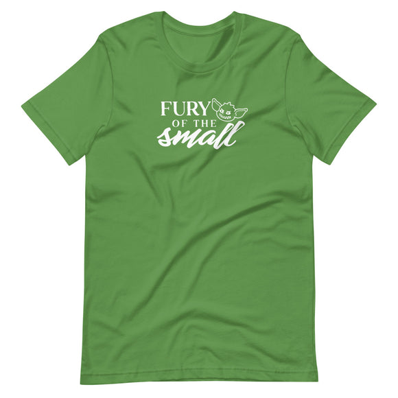 Fury of the Small Shirt - Paola's Pixels