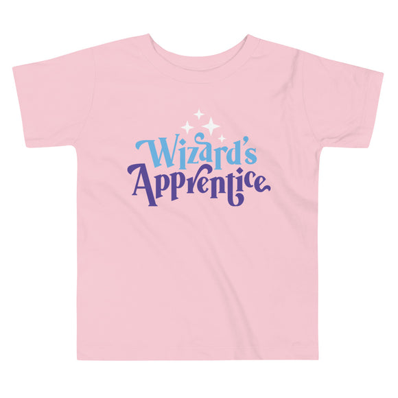 Wizard's Apprentice Toddler Shirt - Paola's Pixels