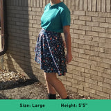 Tabletop Items Skirt
