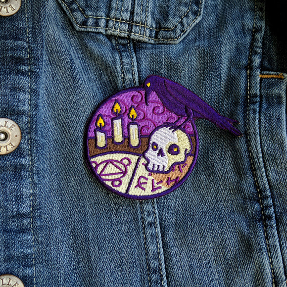 Necromancer Patch - Paola's Pixels