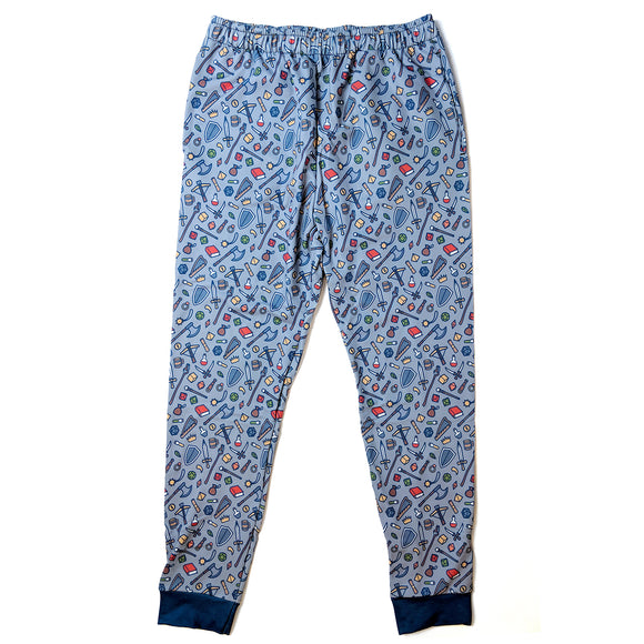 Tabletop Items Men's Joggers - Paola's Pixels
