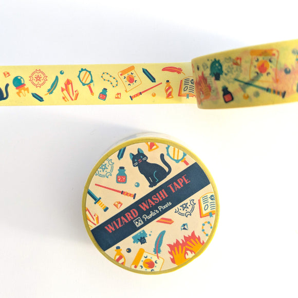 Wizard Washi Tape